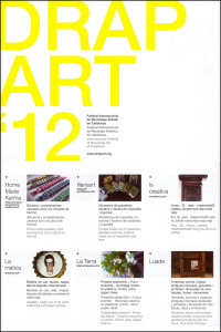 Drapart 2012 - Recycling Festival 2012 (from catalogue)